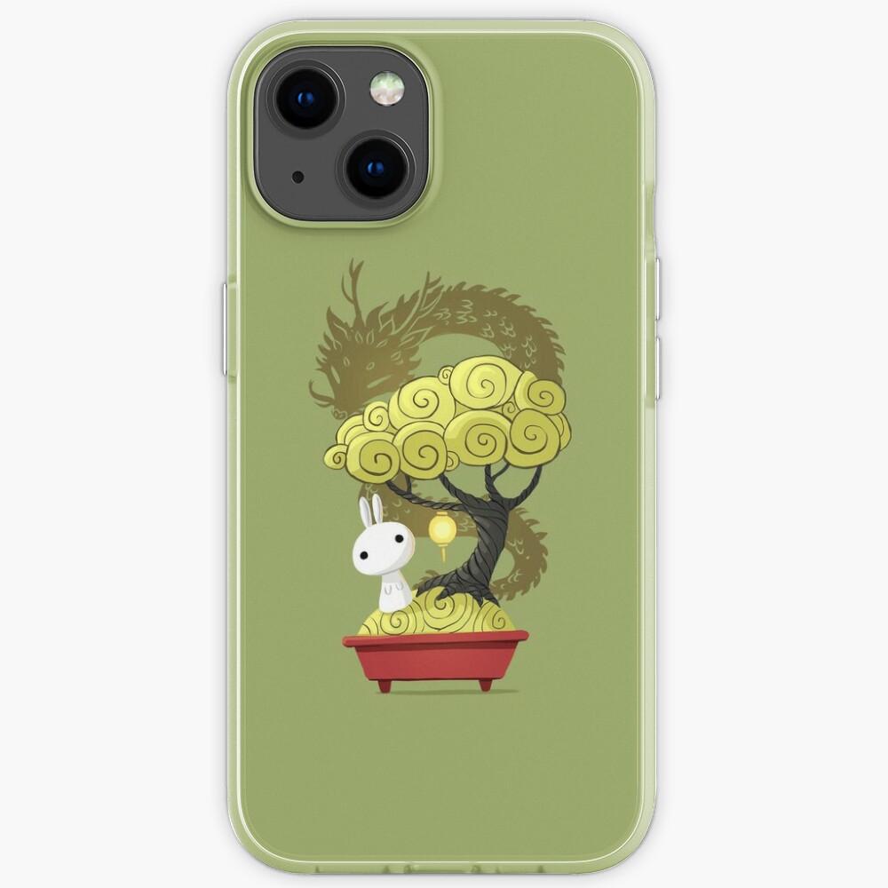 Bonsai Bunny iPhone Case