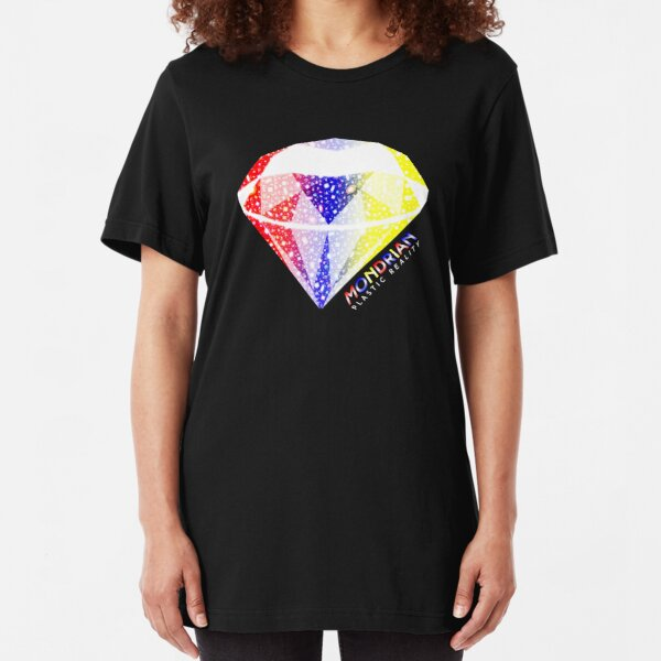 Mondrian Gem Slim Fit T-Shirt