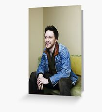 mcAVOY Greeting Card