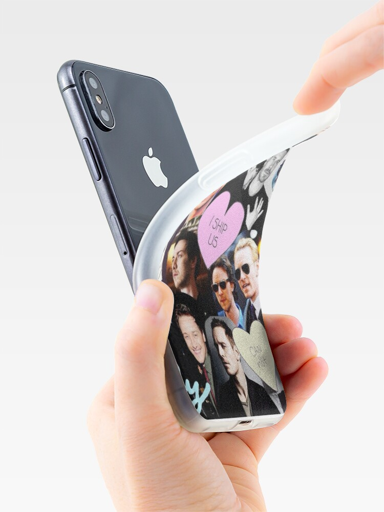 Alternate view of xmen  iPhone Case & Cover