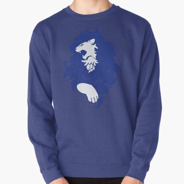 Fire Emblem™: Three Houses - Blue Lions Emblem [Colored] Pullover Sweatshirt