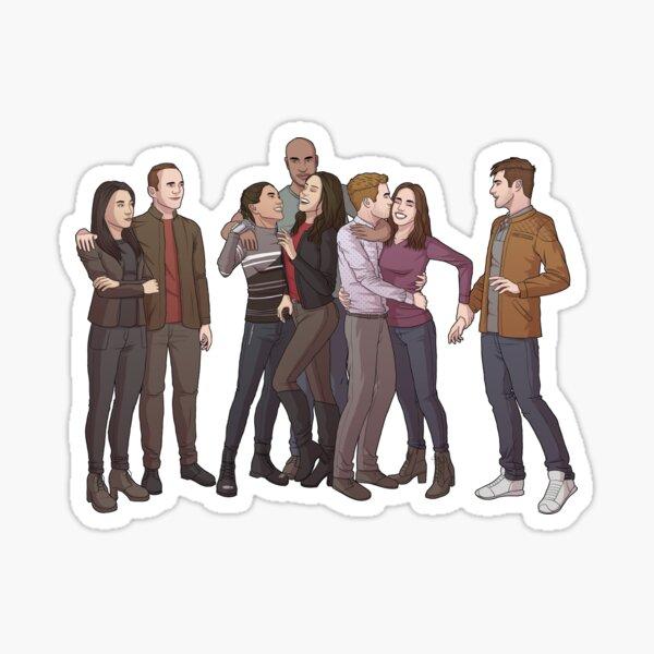 Team as Family Sticker