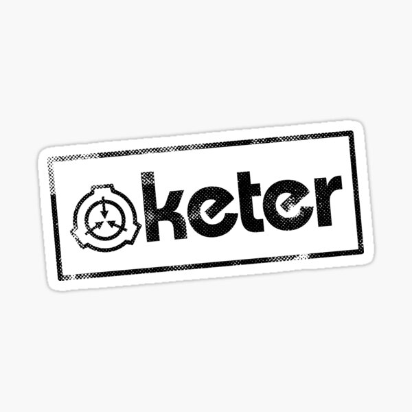 Object Class Stickers Redbubble This video describes all of the more common scp object classes (safe, euclid, keter, thaumiel, neutralized) and what. object class stickers redbubble
