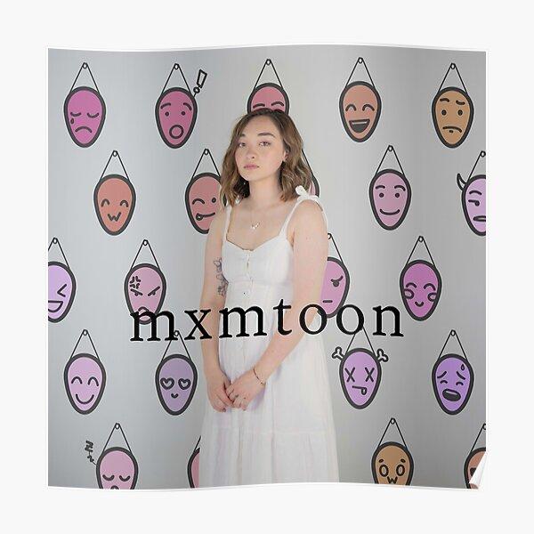 04 MXMTOON Tour 2019 Poster