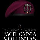 KSK Kommando Spezialkräfte - Facit Omnia Voluntas by nothinguntried