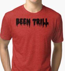 BEEN TRILL DEMON BLACK Tri-blend T-Shirt