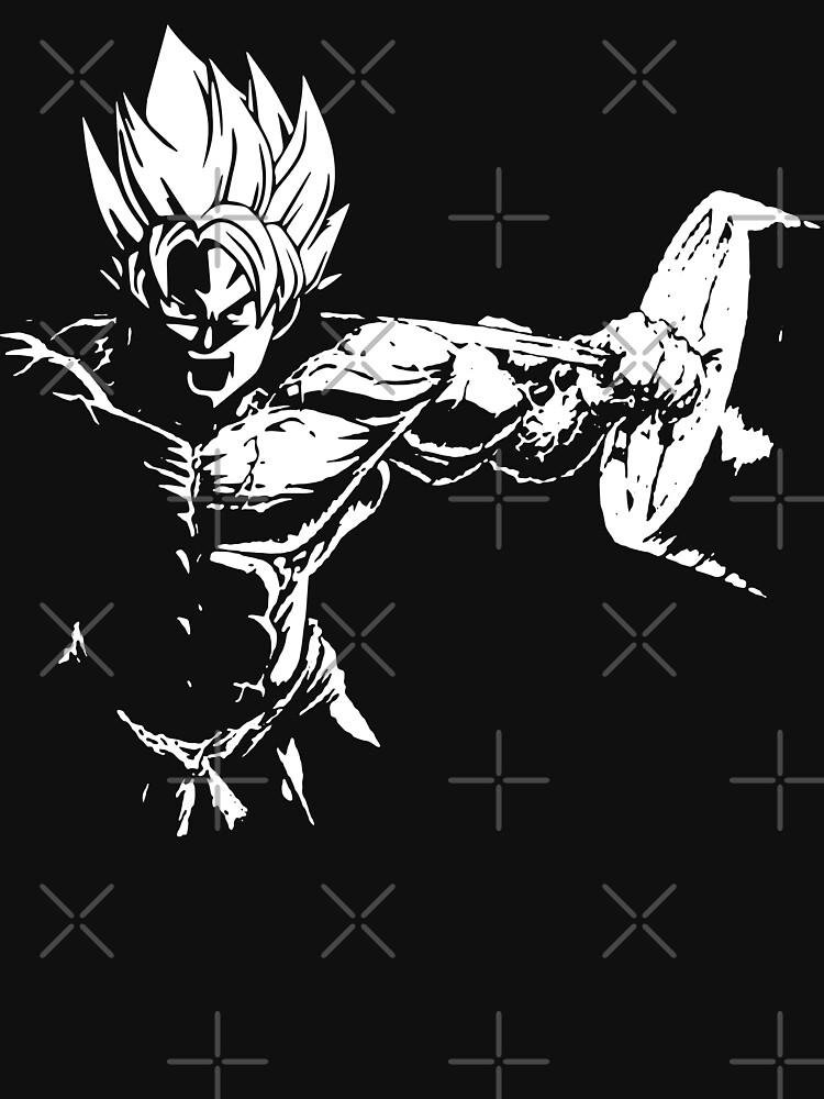 Hardcore Squat - Leg Day - Goku by gohanflex