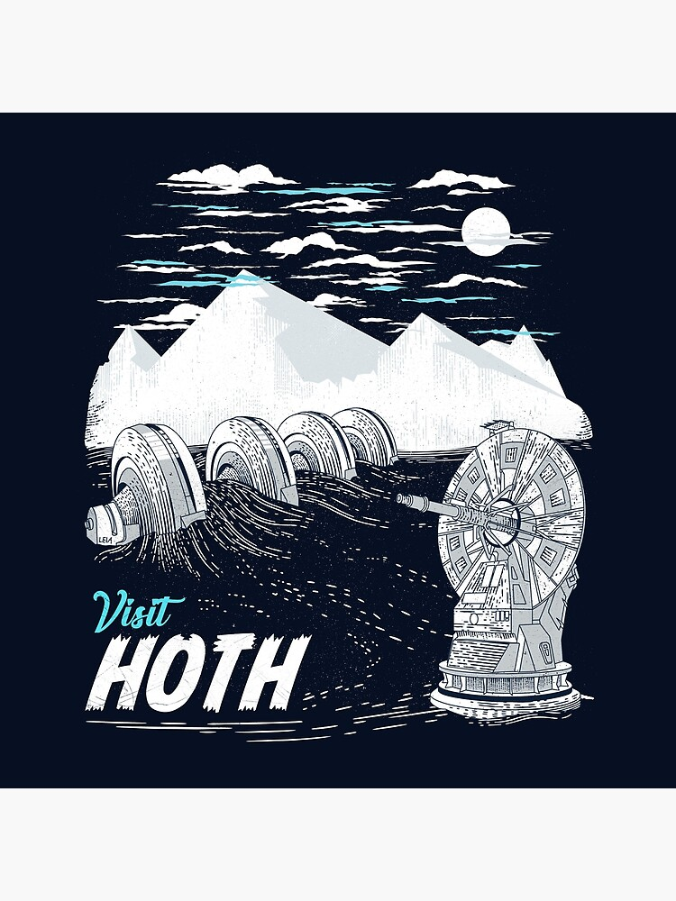 Visit Hoth by therocketman
