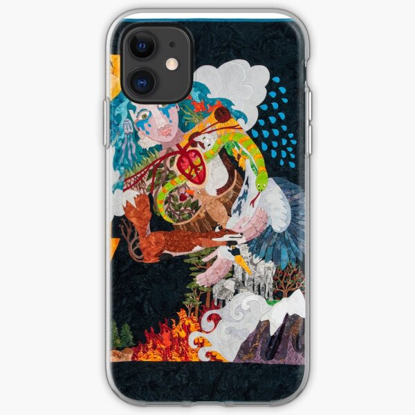 Earth Mother for Ventura iPhone Soft Case