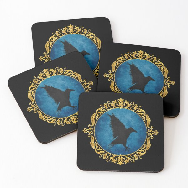 Shakespeare House Coasters (Set of 4)