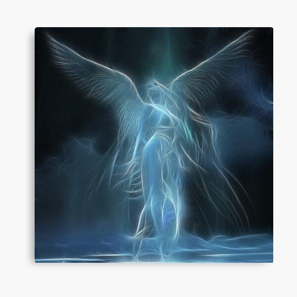 Sarah's Angel Canvas Print
