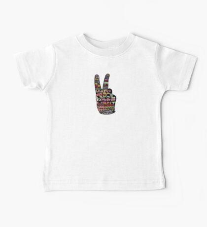 Peace tshirts Kids Clothes