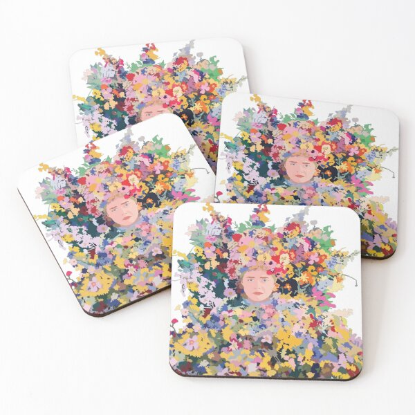 The Midsommar May Queen Coasters (Set of 4)