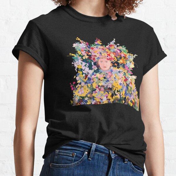 Le milieu de la reine May Queen T-shirt classique