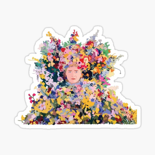 The Midsommar May Queen Sticker
