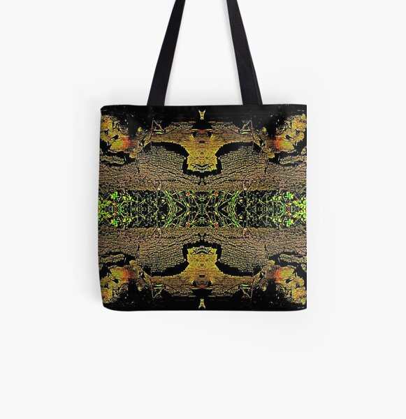 Fairies Tunnel All Over Print Tote Bag