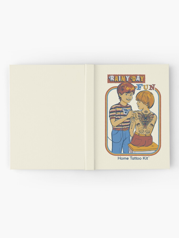Alternate view of Rainy Day Fun Hardcover Journal