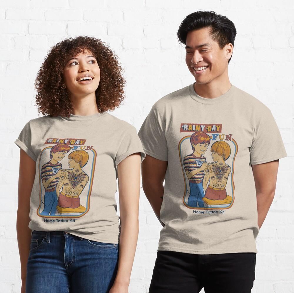 Rainy Day Fun Classic T-Shirt