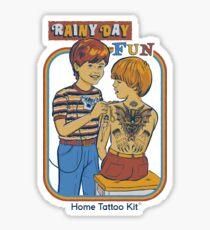 Rainy Day Fun Sticker