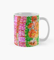 Flowers and Bricks Classic Mug