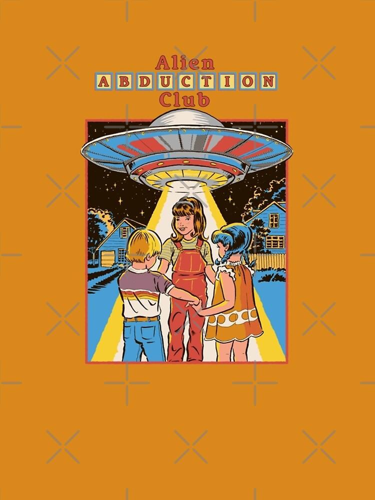 Alien Abduction Club by stevenrhodes