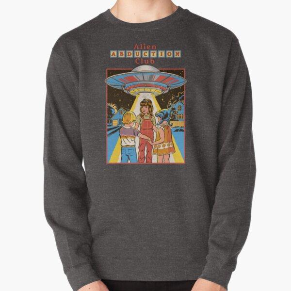 Alien Abduction Club Pullover Sweatshirt