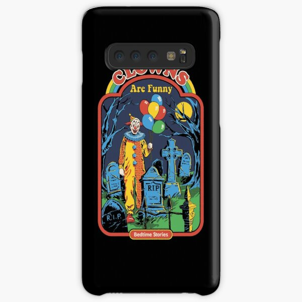 Clowns are Funny Samsung Galaxy Snap Case
