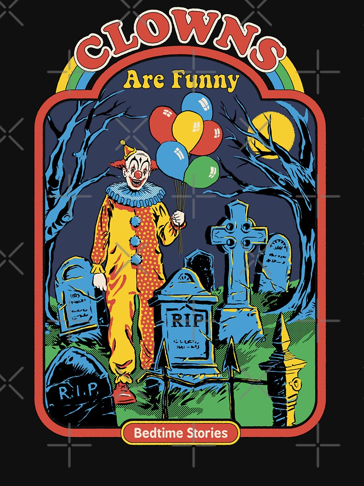 Clowns are Funny by stevenrhodes