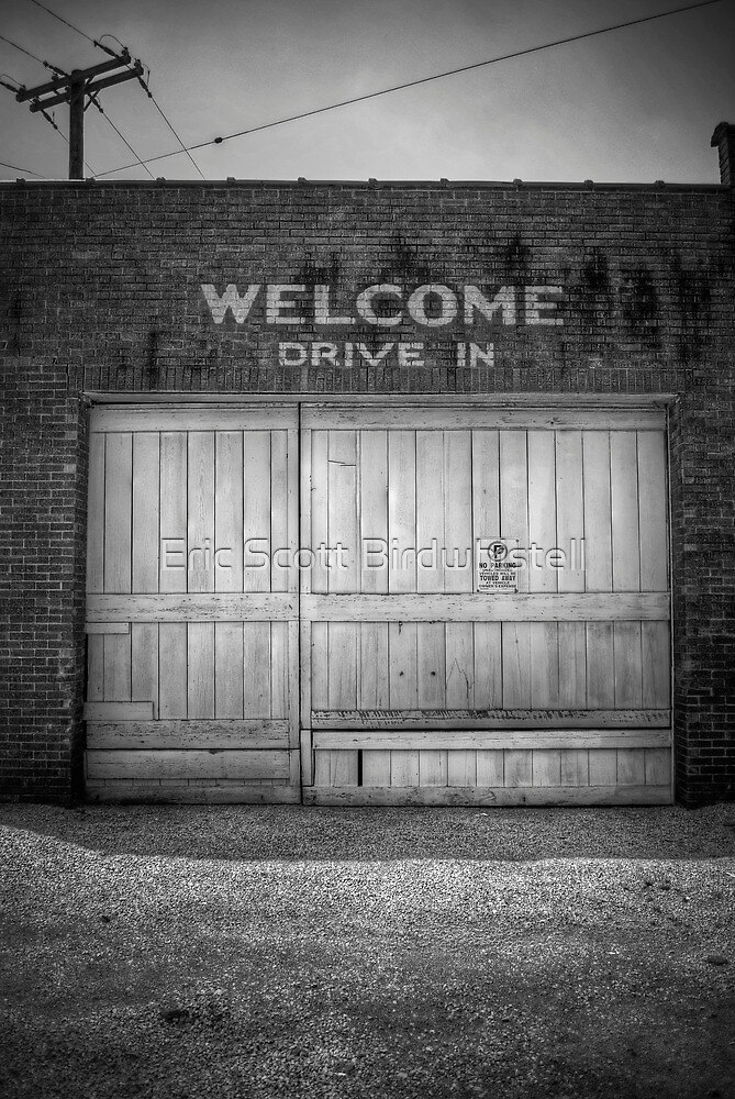 Drive In by Eric Scott Birdwhistell