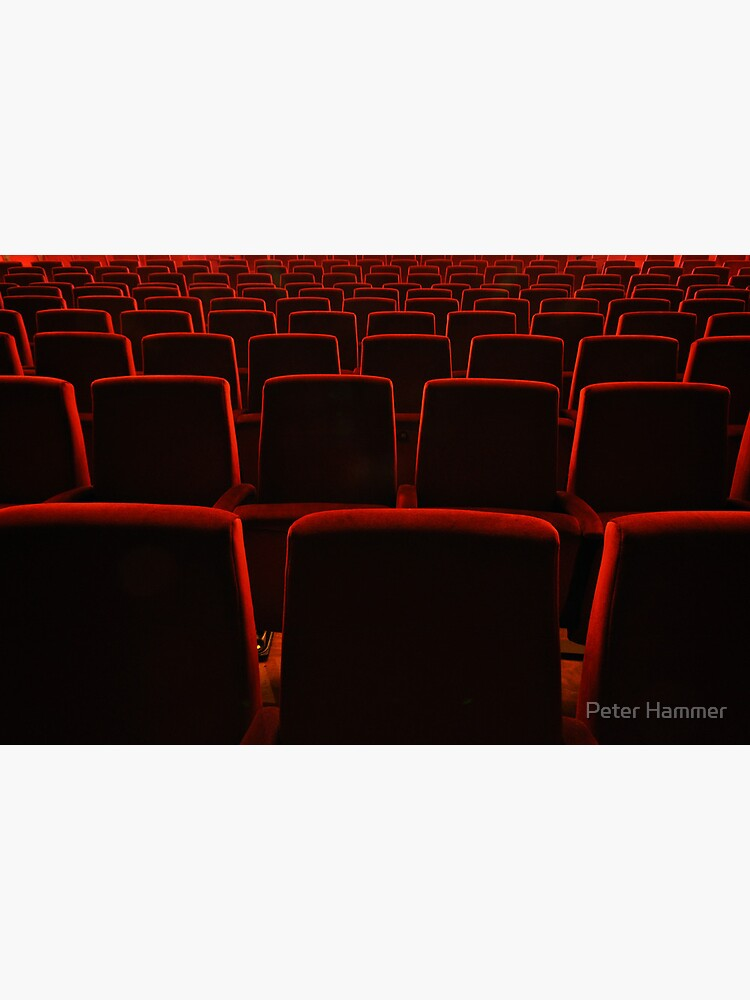 Waiting for an audience by PeterH