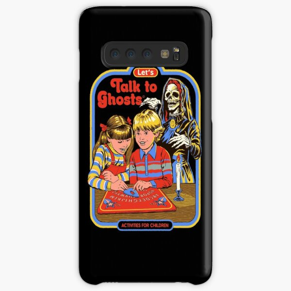 Let's Talk to Ghosts Samsung Galaxy Snap Case