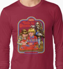 Let's Talk to Ghosts Long Sleeve T-Shirt