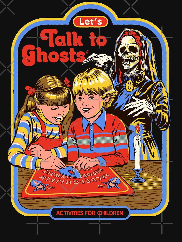 Let's Talk to Ghosts by stevenrhodes