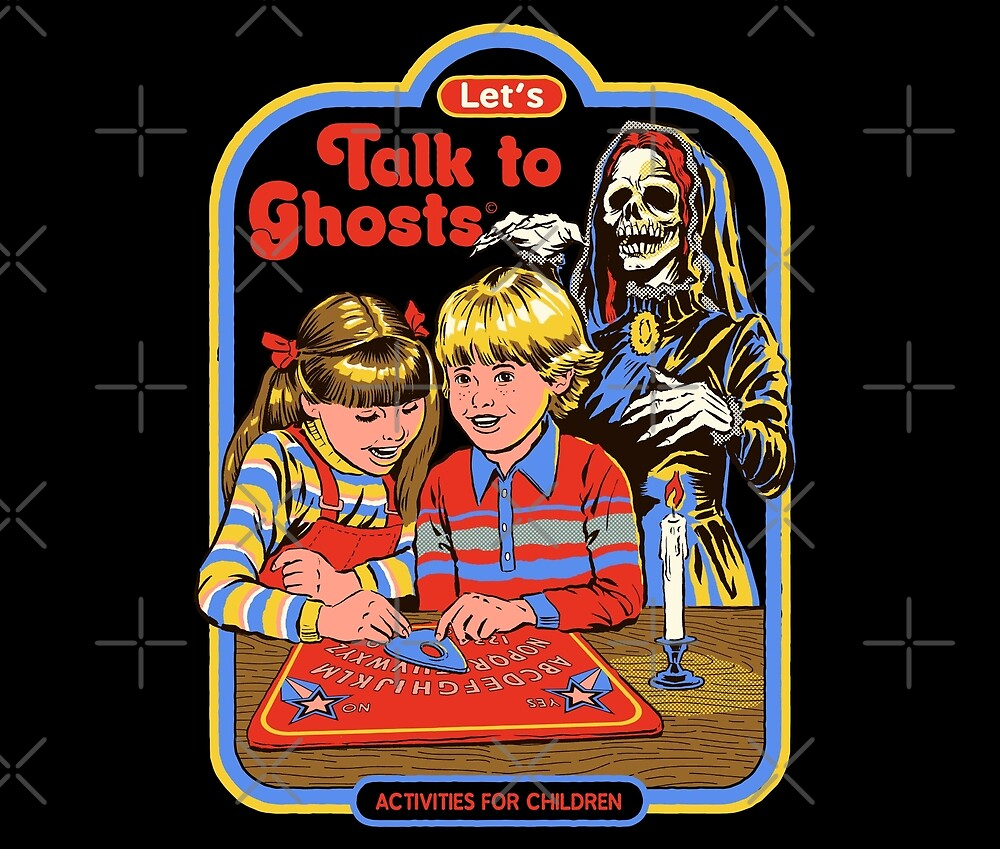 Let's Talk to Ghosts by Steven Rhodes