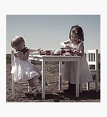 Children... Photographic Print
