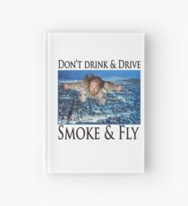 Smoke and Fly Hardcover Journal