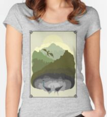 Tamriel Women's Fitted Scoop T-Shirt