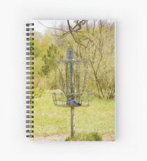 Cuaderno de espiral Cesta de golf Disc 7
