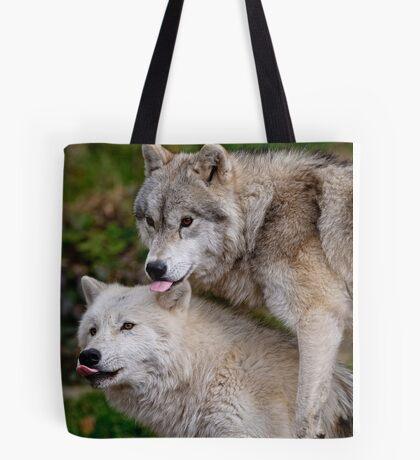 Double Raspberry  Tote Bag