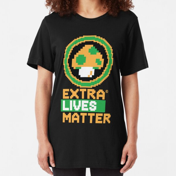 1 Up (Pixel orig) | Matters Slim Fit T-Shirt