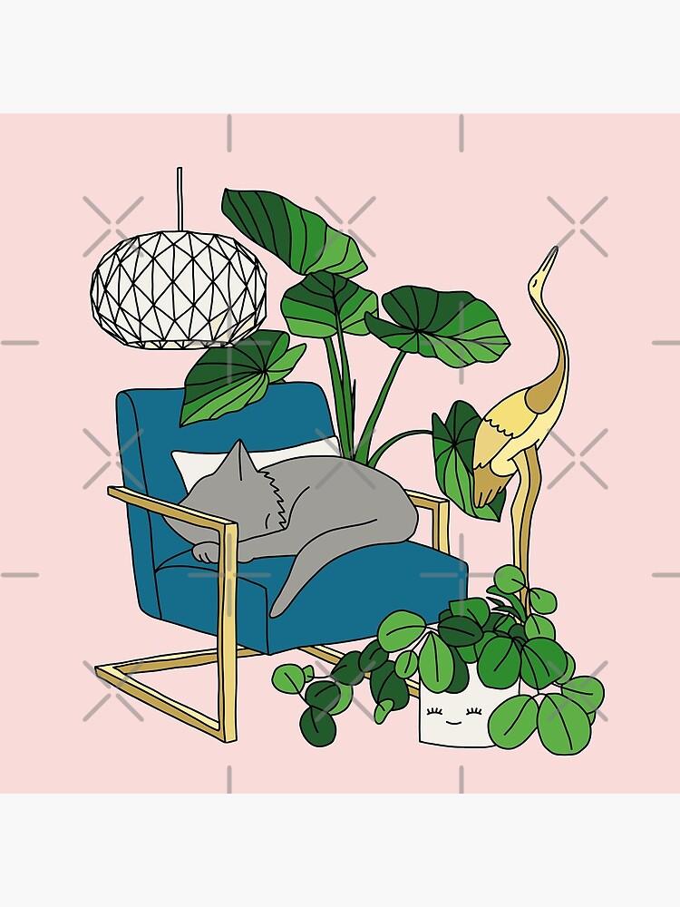 Cat nap by Elebea by elebea