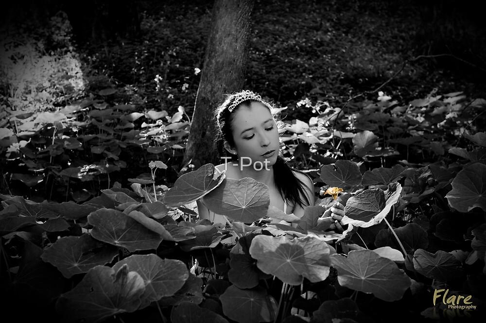 Garden Princess by T-Pot