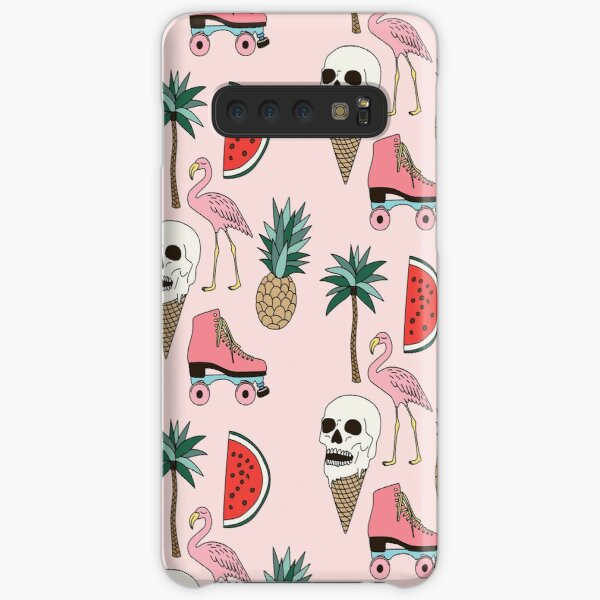 Summer by Elebea Samsung Galaxy Snap Case