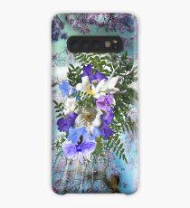 Jacaranda Blooms  Case/Skin for Samsung Galaxy
