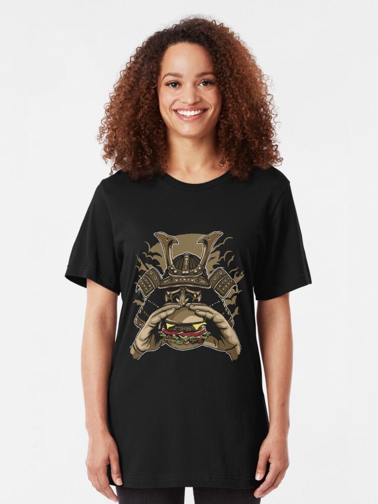Samurai Burger t-shirt