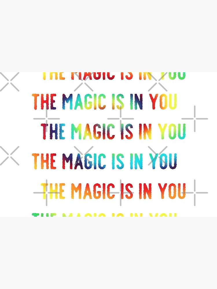 Die Magie ist in dir von trajeado14