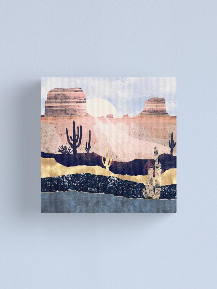 Alternate view of Autumn Desert Canvas Print