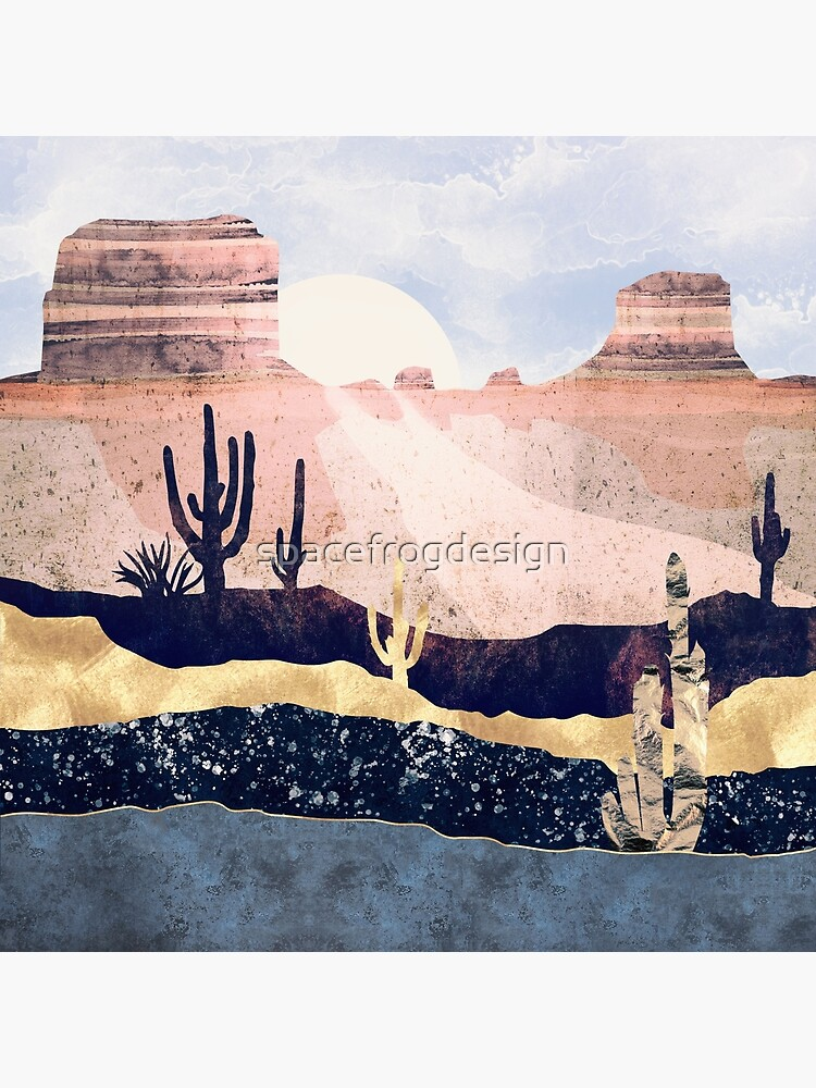 Autumn Desert by spacefrogdesign