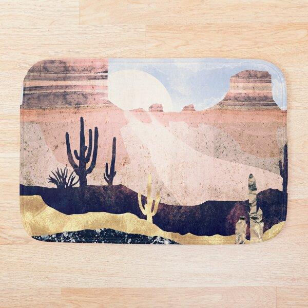 Autumn Desert Bath Mat