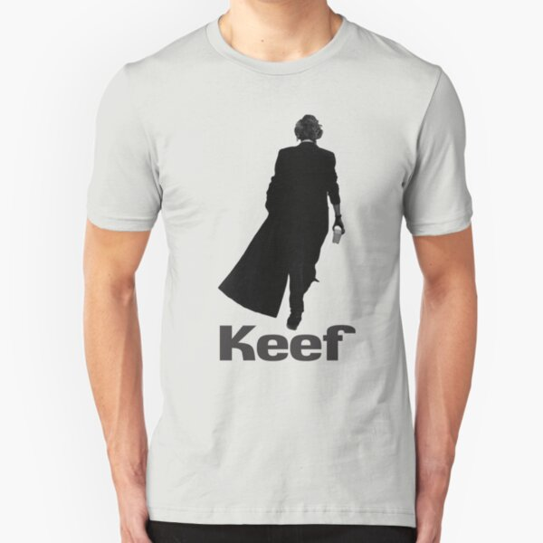 Keith Richards: Keef. Slim Fit T-Shirt